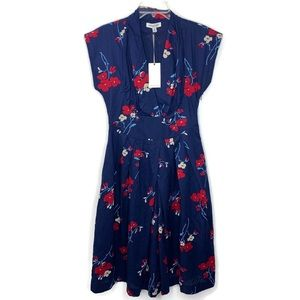 Emily & Fin Florence Dress in Florets Spring Print